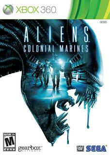 Aliens Colonial Marines (X-BOX360) 2013