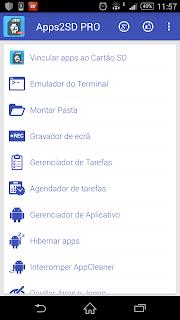 App2SD PRO- Mova qualquer aplicativo para O SD Card