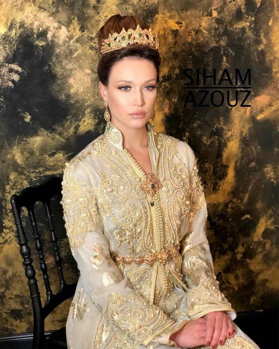 takchita mariage haute couture 2020 paris marseille