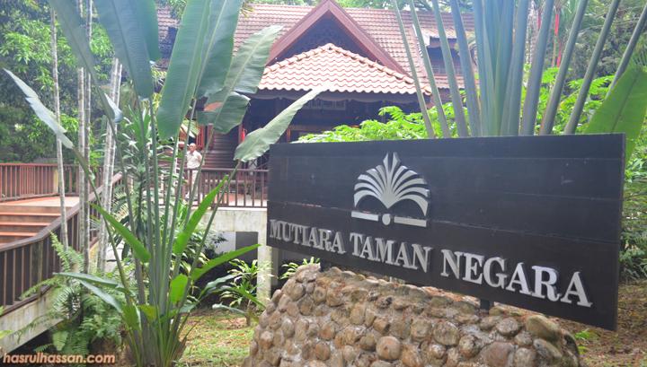 Mutiara Taman Negara Resort, Kuala Tahan, Jerantut, Pahang