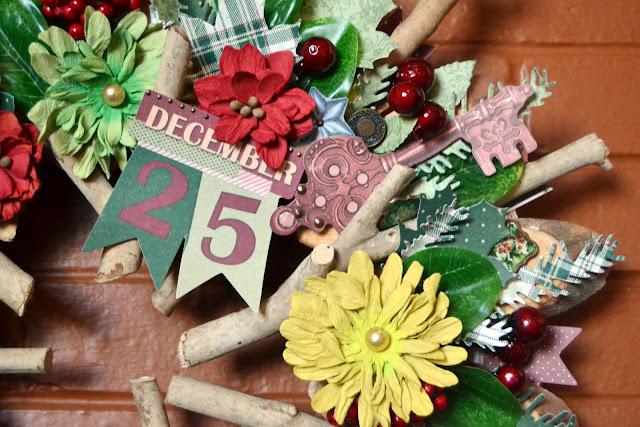 Christmas Treasure_Rustic Christmas Wreath_Denise_20 Dec 03