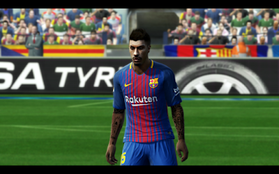 PES 2013 New Tattoo Pack by Sevak