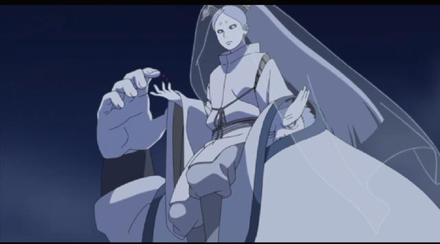 Momoshiki adalah anak Kinshiki