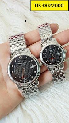 đồng hồ cặp đôi tissot đ022000