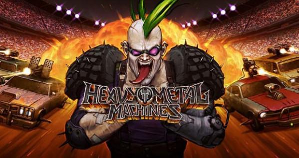 Metal League de Heavy Metal Machines