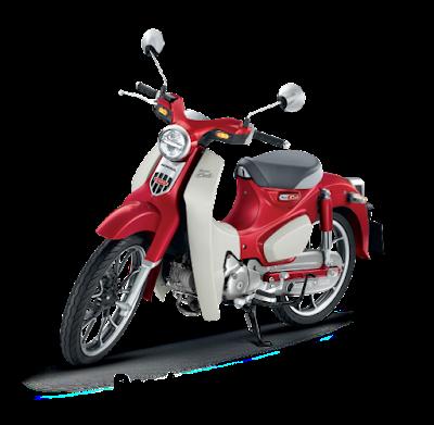 Warna, Fitur, dan Spesifikasi Honda Super Cub 125