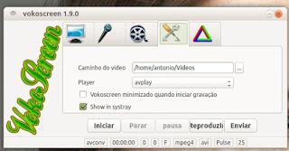 Vokoscreen que tal gravar videos