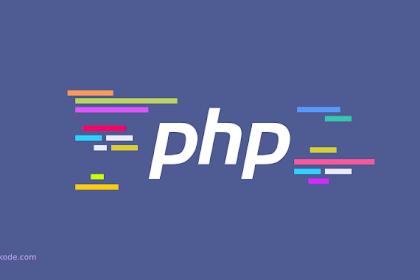 Pengertian Bahasa Program PHP dan Fungsinya