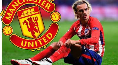 Griezmann oferta manchester united