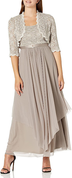 Mother of The Bride Dresses With Jackets