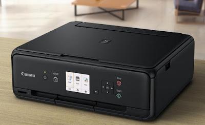 Download Canon Pixma TS5050 Driver Printer