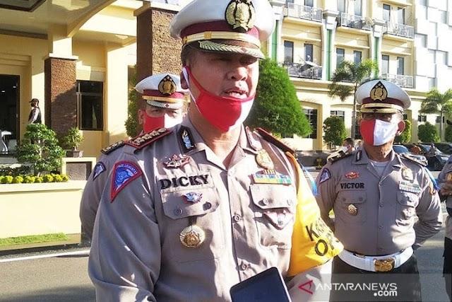 Polda Aceh Angkutan Umum Tidak Boleh Beroperasi Mulai 6 Mei