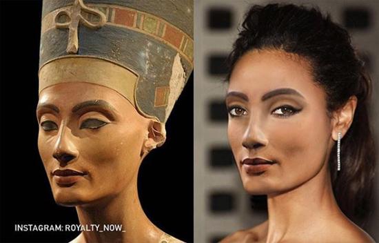 Nefertiti - RAinha do Egito