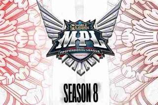Klasemen dan Jadwal MPL Indonesia Season 8 hari ini, RRQ Hoshi vs Alter Ego, Sedangkan ONIC Esports vs EVOS Legends