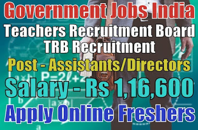 TRB Recruitment 2019