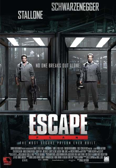 Escape Plan Movie Film Trailer 2013 - Sinopsis
