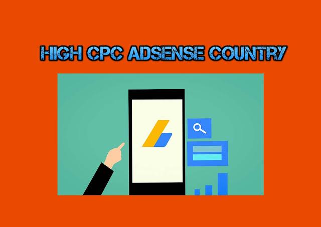 Senarai Terbaru CPC Tertinggi Google AdSense 2019