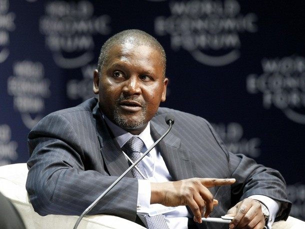 Tax, Dangote debunks story on proposed 10-year tax holiday