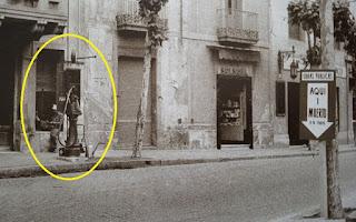 Surtidor de Can Oliveras (1960)