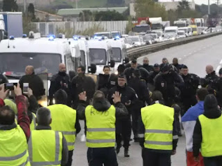 Another Dead In France Protest Over Fuel Tax Hike