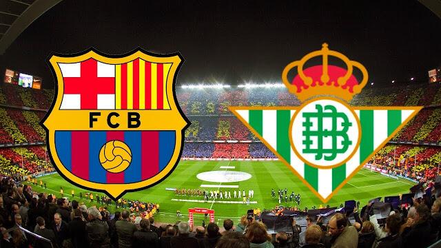 ทีเด็ดบอลดัง แทงบอล ลา ลีกา สเปน : บาร์เซโลน่า VS เรอัล เบติส