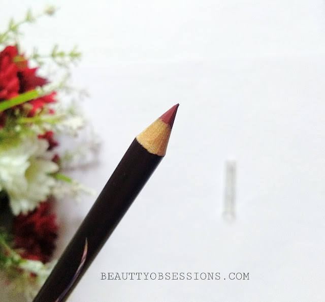 Wet n Wild lip liner in shade E 715 Plumberry | Review & Swatches