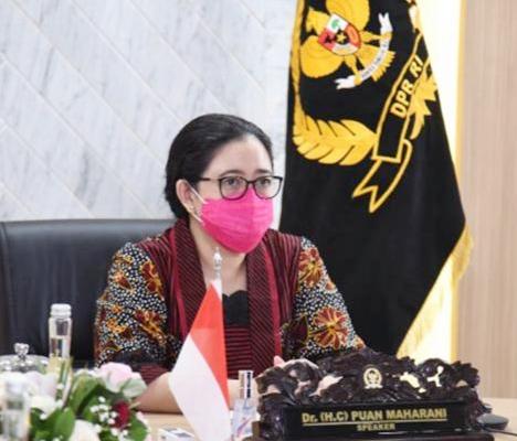 Ketua DPR RI Puan Maharani: DPR RI Konsisten Memperjuangkan Kepentingan Buruh