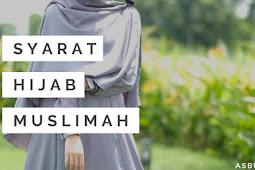Syarat-syarat Hijab Muslimah