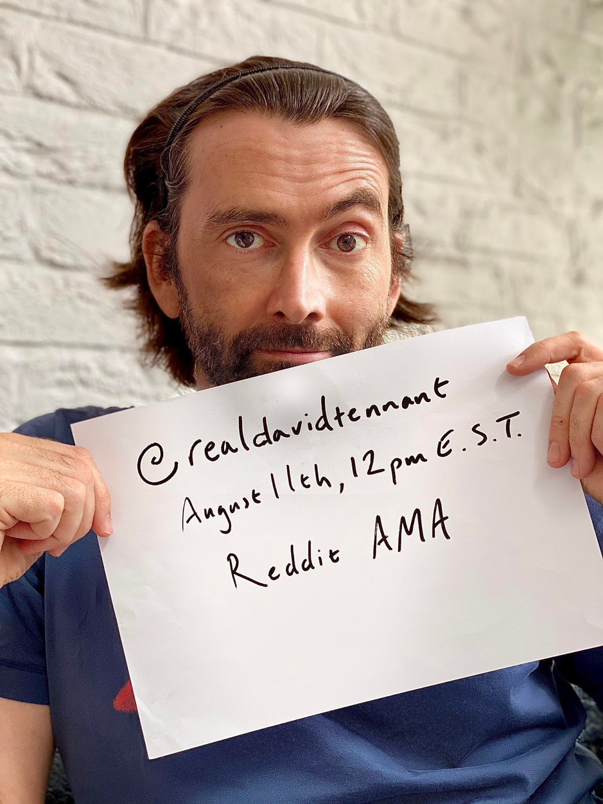 Reddit Halloween Brooklyn 2020 David Tennant On Reddit: All The Answers From His AMA