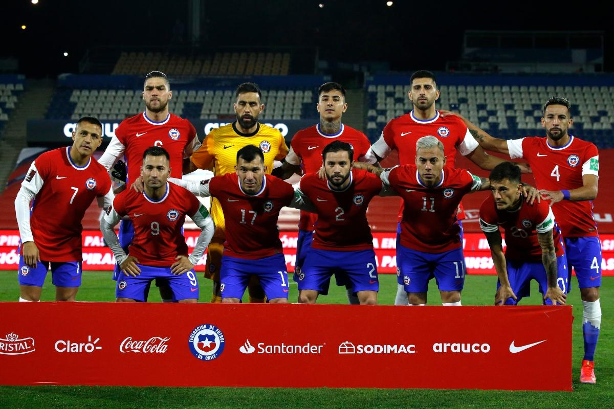Formación de Chile ante Bolivia, Clasificatorias Catar 2022, 8 de junio de 2021