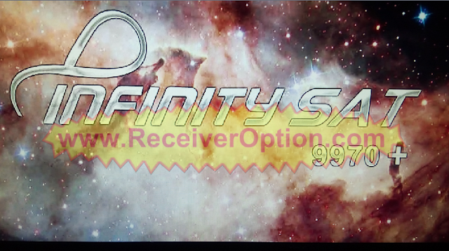 1506TV 512 4M INFINITY SAT 9970+ NEW SOFTWARE WITH ECAST OPTION