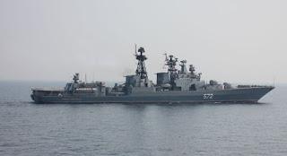 Militärkonvoi Russland