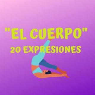 """20 Expresiones """"el cuerpo"""""""