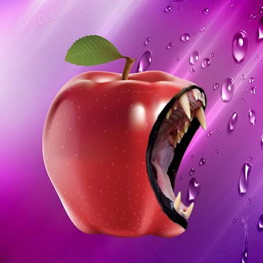 Hungry Apple By Ranjan - WalvDesign Group