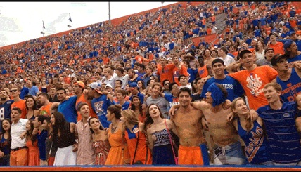 "The SEC has released the 2019 football schedule, Florida's Gators complete 2019 calendar,  Week 0"" a Big Power 5 game"