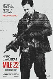 Watch Mile 22 Online Free 2018 Putlocker