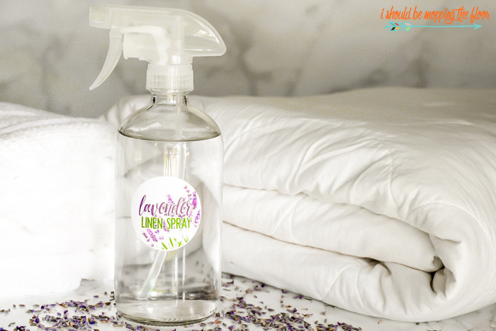 Lavender Linen Spray Recipe