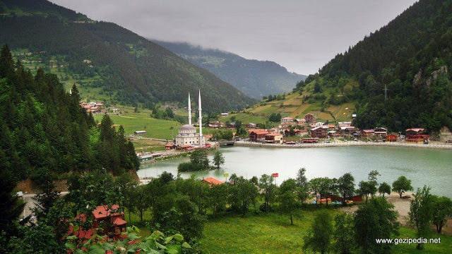 قرية أوزنجول