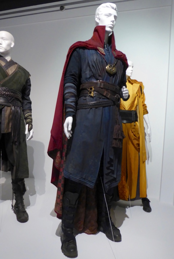 hollywood movie costumes and props doctor strange movie