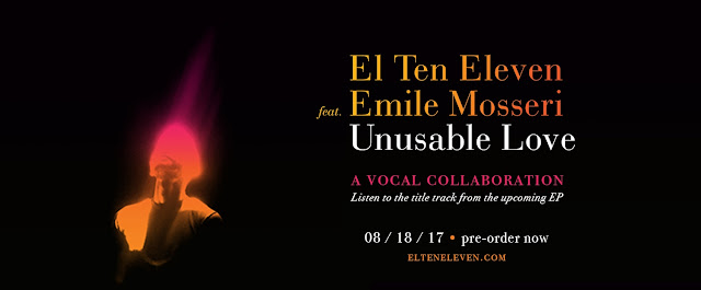 El Ten Eleven Unveil New Single 'Unusable Love (feat. Emile Mosseri)'