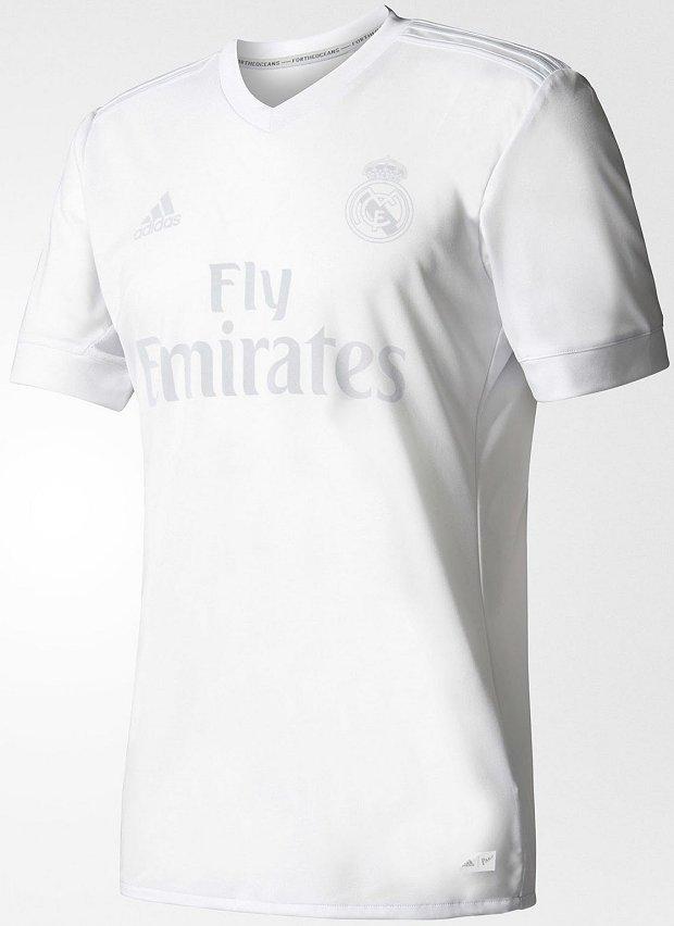 5302c39bb4 Adidas lança camisas ecológicas para o Real Madrid - Show de Camisas