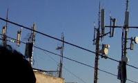 Στην πλατεία της Αρόης απόψε διαμαρτυρία για την κεραία κινητής τηλεφωνίας