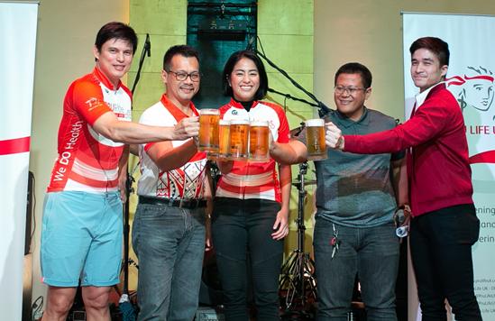 Pru Life UK brings PRURide PH 2020 to Clark, Pampanga