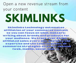 SKIMLINKS adnetwork