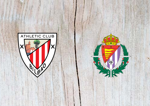 Athletic Bilbao vs Real Valladolid - Highlights 22 December 2018