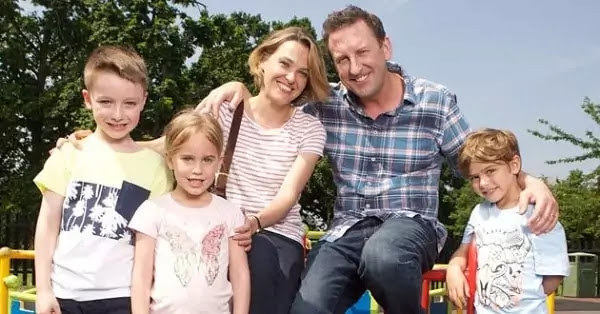 Married life of the comedian, Lee Mack. Know more about his net worth, Lifestyle