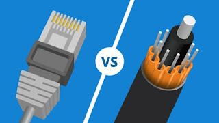 Apa Saja Perbedaan Dari Internet Fiber Dengan High Speed Internet