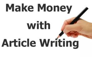 Write and Get Paid In Naira