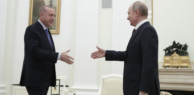 Rusia Dan Turki Raih Kesepakatan Gencatan Senjata Di Suriah