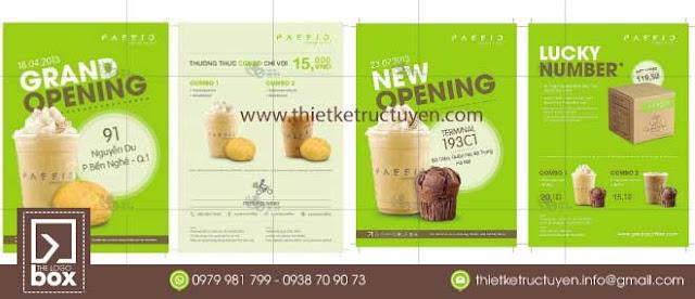 Thiết kế tờ rơi giá rẻ - Tp.Hcm - Hanoi